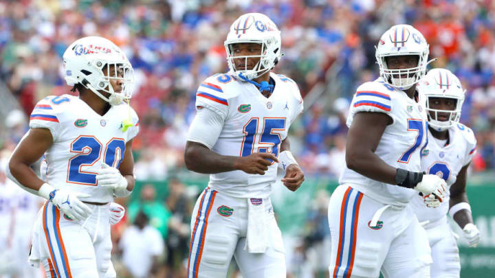 Florida has a major test against top-ranked Alabama in Week 3. | Brad McClenny/The Gainesville Sun via