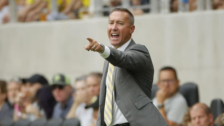 Columbus Crew have lost eight of their last nine MLS matches.