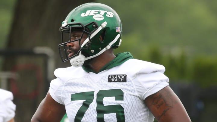 NY Jets, George Fant