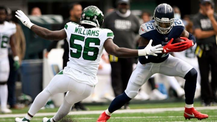 NY Jets, Quincy Williams