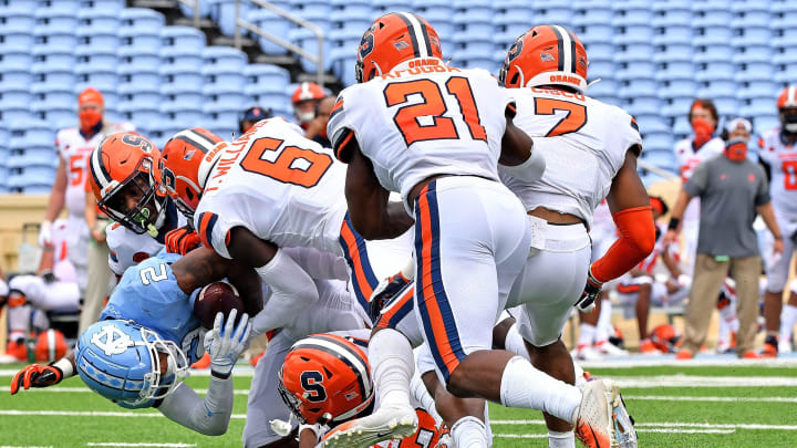 Syracuse vs Pitt prediction, picks, betting odds and spread for college football.