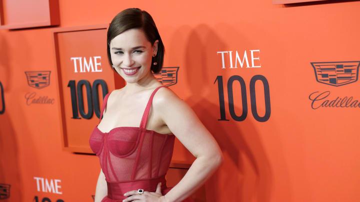 Emilia Clarke, TIME 100 Gala 2019 - Red Carpet