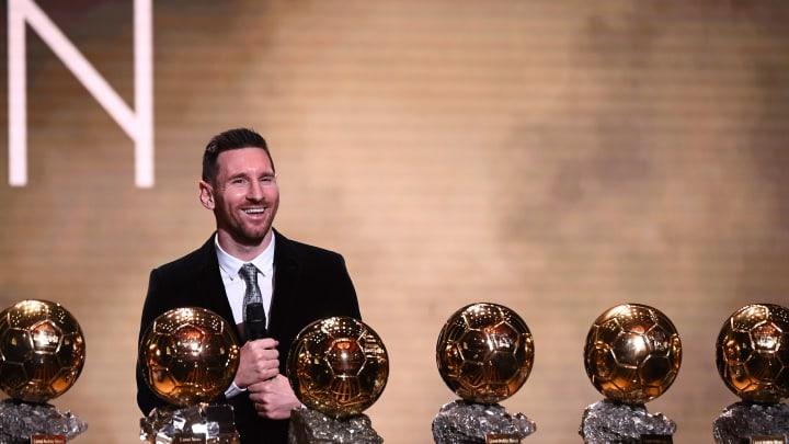 Messi braucht ein eigenes Zimmer für seine gesamten Trophäen