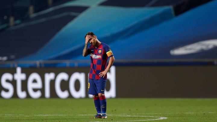 Lionel Messi revela se vai ou não ficar no Barcelona na próxima temporada.