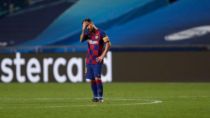 Lionel Messi steht vor einem weiteren Seuchenjahr beim FC Barcelona