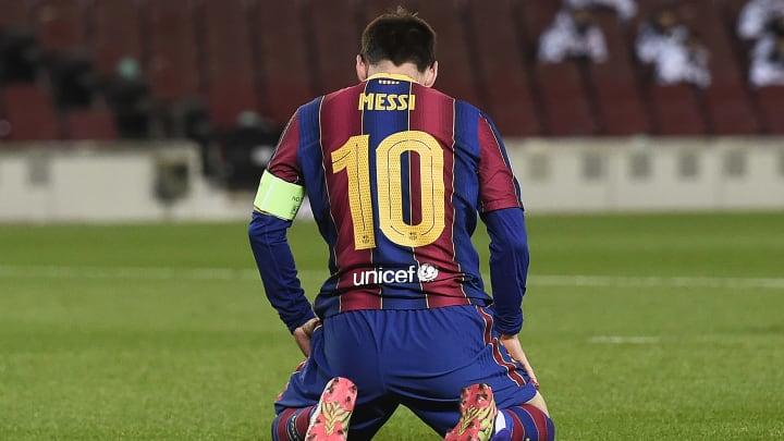 Darf ab Januar mit anderen Vereinen über einen Vorvertrag verhandeln: Lionel Messi