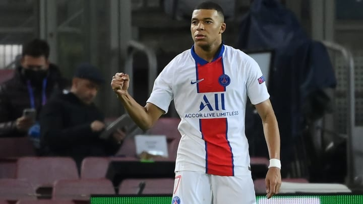 Kylian Mbappe put in the performance of the week