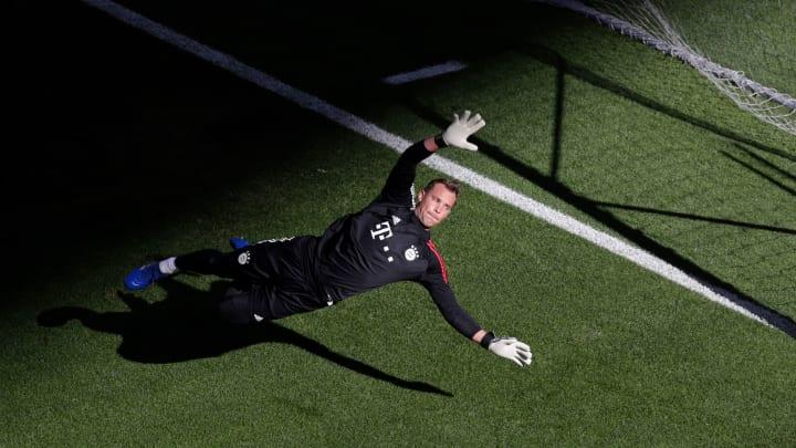 Manuel Neuer bleibt das Maß aller Dinge!