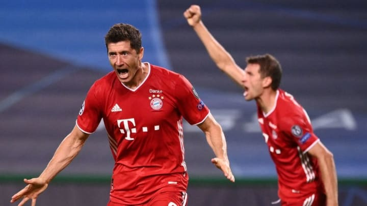 Müller, Lewandowski