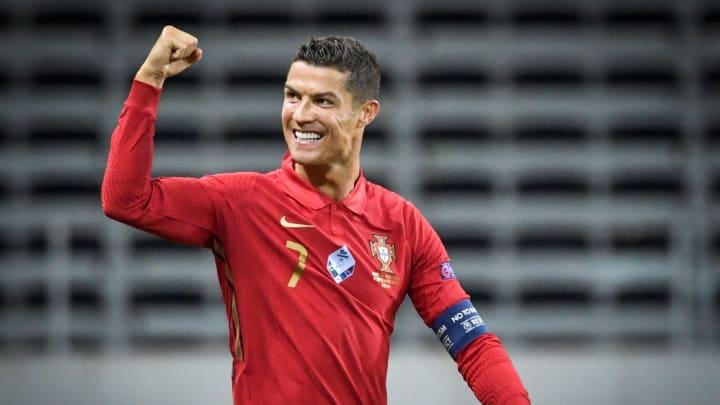 Cristiano Ronaldo estará em ação no amistoso contra a Espanha