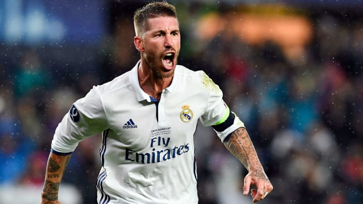 Fans React as Sergio Ramos Breaks Down in Tears on Real Madrid Farewell