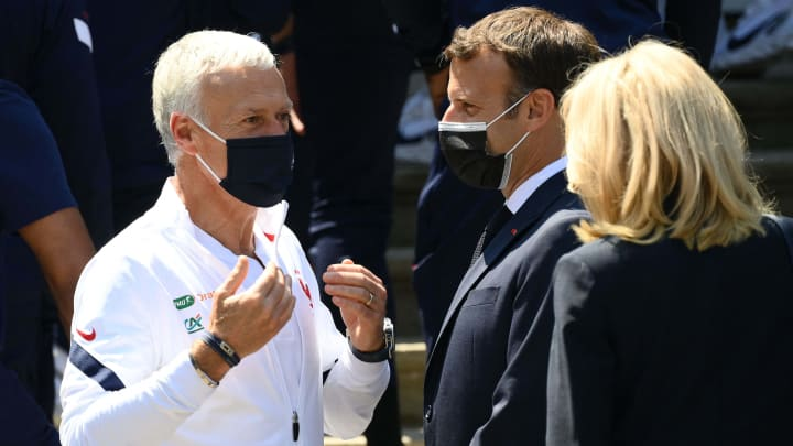 La promesse insolite d'Emmanuel Macron si la France gagne l'Euro 2020
