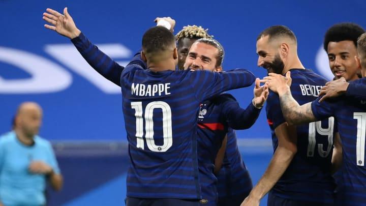 La France entre en lice contre l'Allemagne ce mardi 15 juin