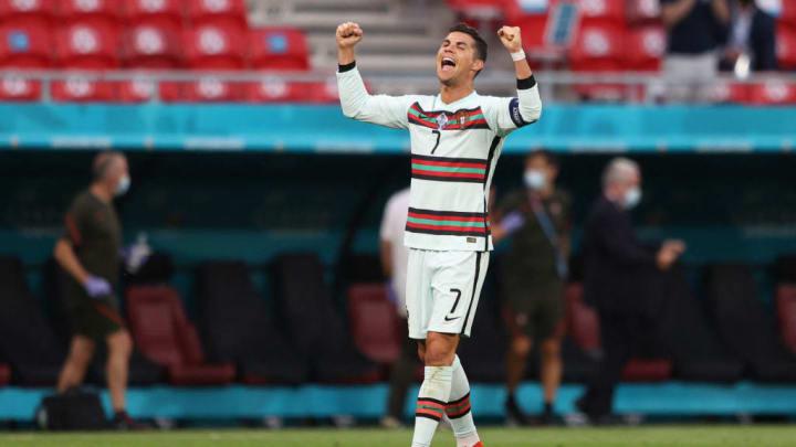 Cristiano Ronaldo Portugal Eurocopa Michel Platini Artilheiro