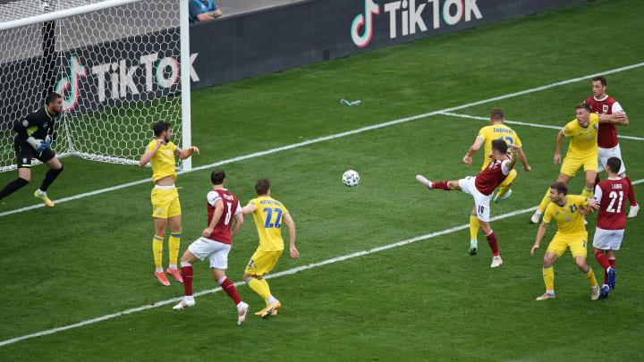 Austria se clasificó como segunda del grupo C