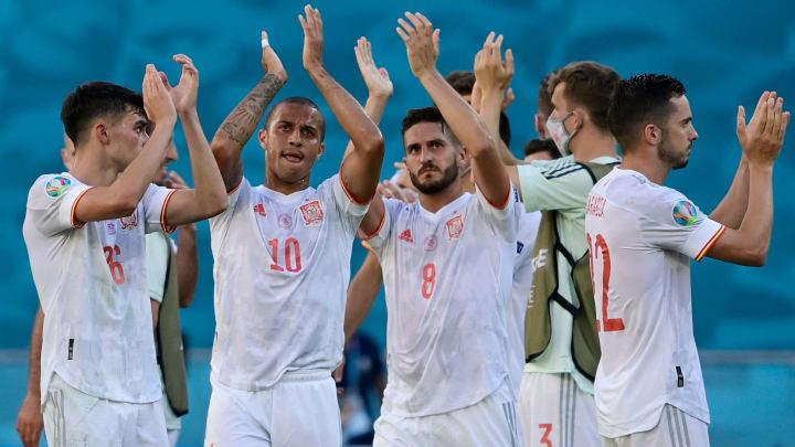 Spain predicted starting 11 vs Croatia - Euro 2020