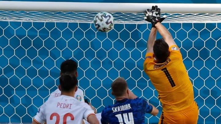 Martin Dúbravka Euro Goleiro Eslováquia
