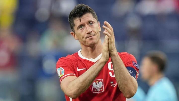 Eurocopa Robert Lewandowski Bayern de Munique Polônia
