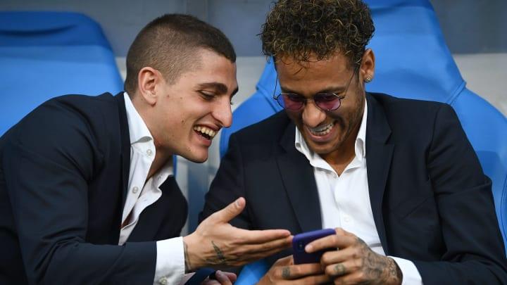 Verratti et Neymar, deux sujets de dispute entre le PSG et Barcelone