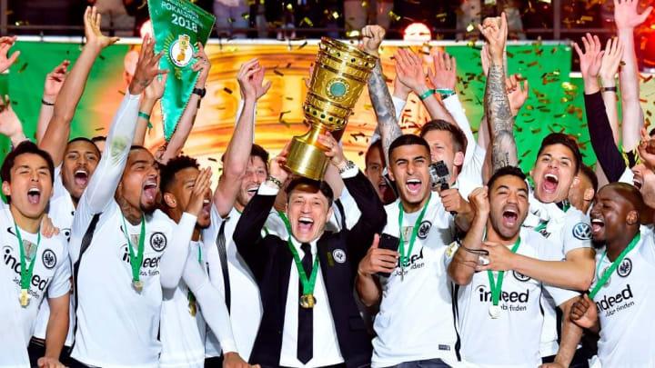 Eintracht Frankfurt Pokalsieger 2018