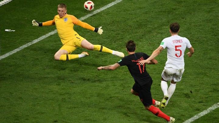 Inglaterra y Croacia ya se enfrentaron en el Mundial 2018