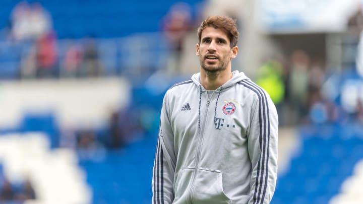Javi Martínez wird den FC Bayern in den nächsten Tagen nach acht Jahren wohl verlassen