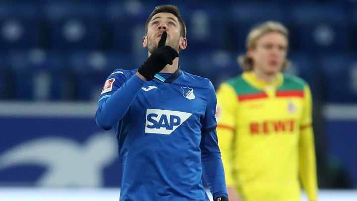 Kramaric hat nun alle Kroaten in der Bundesliga überflügelt