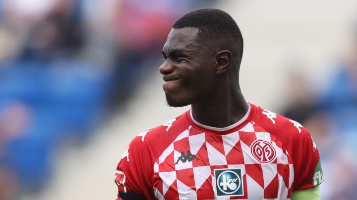 Moussa Niakhaté fehlt dem FSV lange