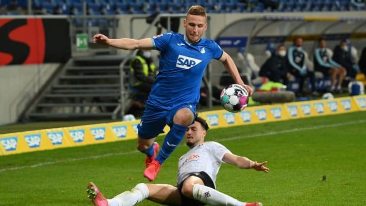 Pavel Kaderabek war kaum zu stoppen