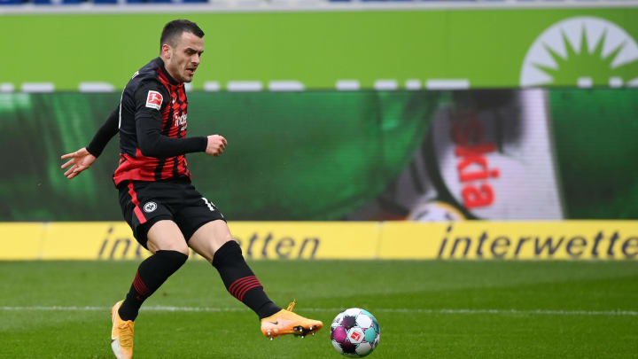 Bundesliga POTM: Filip Kostic ist der Spieler des Monats März