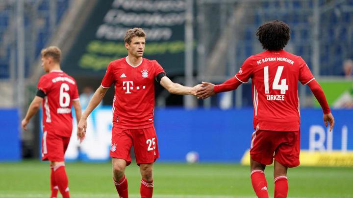 Die Bayern sind erstmals seit Dezember 2019 geschlagen