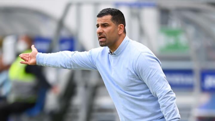 Dimitrios Grammozis spricht über seine bisherige Zeit auf Schalke