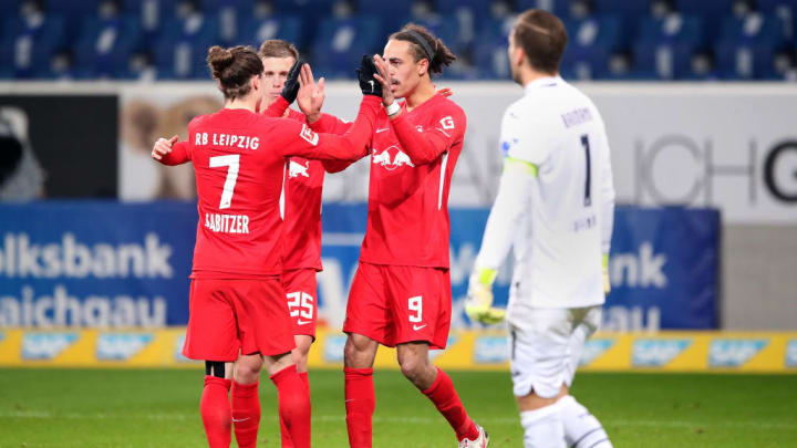 Sabitzer avancierte gegen Hoffenheim zum entscheidenden Faktor