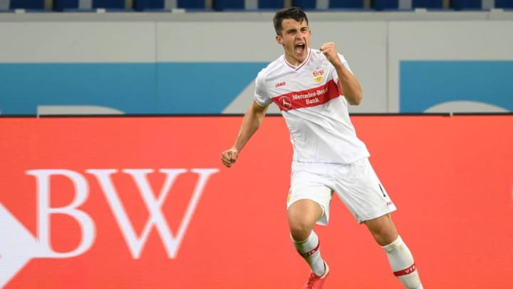 Marc Oliver Kempf fühlt sich wohl beim VfB. Der Innenverteidiger kann sich eine Vertragsverlängerung vorstellen.