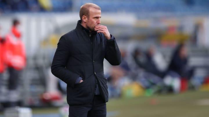 Sebastian Hoeneß ist seit fast einem Jahr Trainer von TSG 1899 Hoffenheim