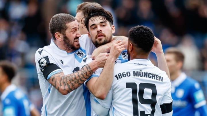 TSV 1860 Muenchen v 1. FC Magdeburg - 3. Liga