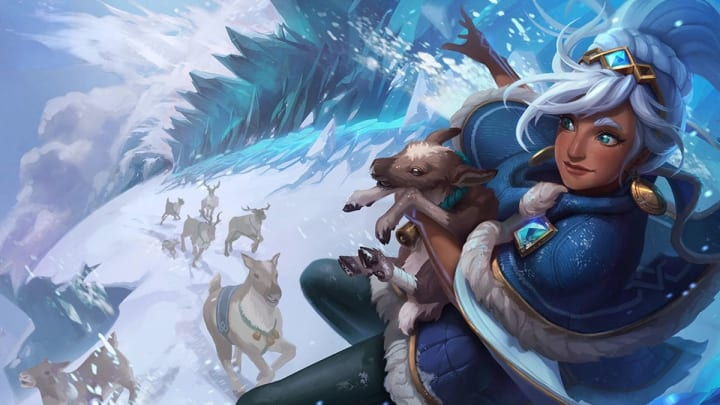 League of Legends Patch 10.1 went live Wednesday