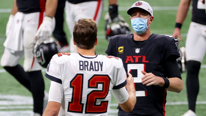 Falcons Vs Buccaneers Spread Odds Line Over Under Prediction Betting Insights For Week 17 Nfl Game
