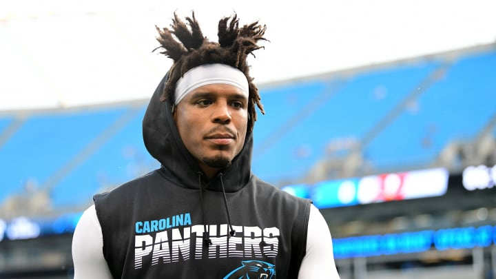 Carolina Panthers quarterback Cam Newton received foot surgery Monday and is now done for 2019