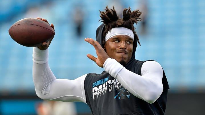 Cam Newton,Carolina Panthers