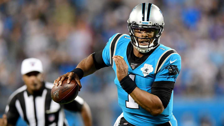 Cam Newton's skillset is far superior to that of Tim Tebow.