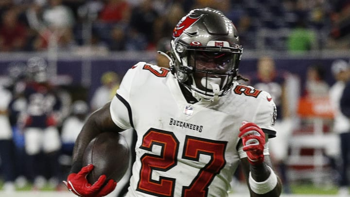 Tampa Bay Buccaneers head coach has named the starting running back for Week 2 after Ronald Jones' fumble.