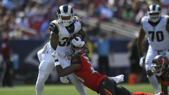 Todd Gurley against his new team?