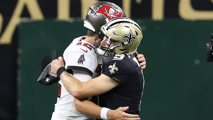 Tampa Bay Buccaneers vs New Orleans Saints spread, odds, line, over/under and predictions.