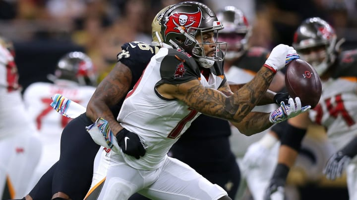 Mike Evans Fantasy Outlook Downgraded By Matchup In Week 1