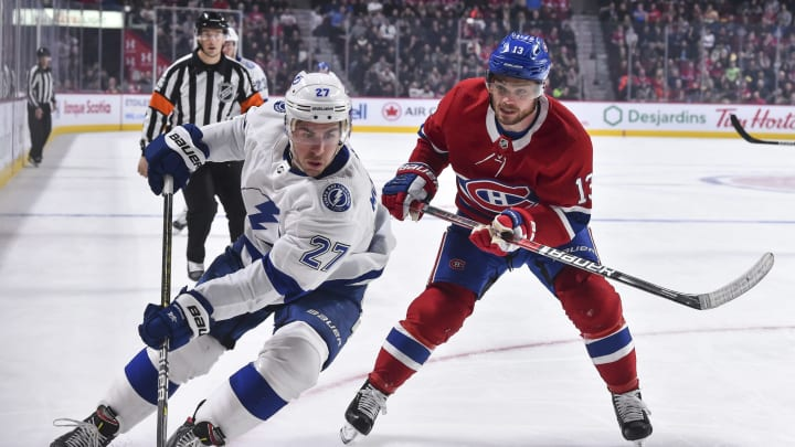 Montreal Canadiens vs Tampa Bay Lightning prediction, odds, pick and betting lines for 2021 NHL Stanley Cup Finals game on Monday, June 28.