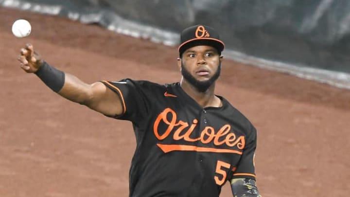 Los Orioles quieren recuperar al dominicano