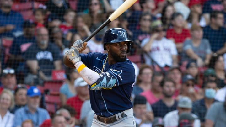 Tampa Bay Rays standout Randy Arozarena is leading in the odds to win AL Rookie of the Year.