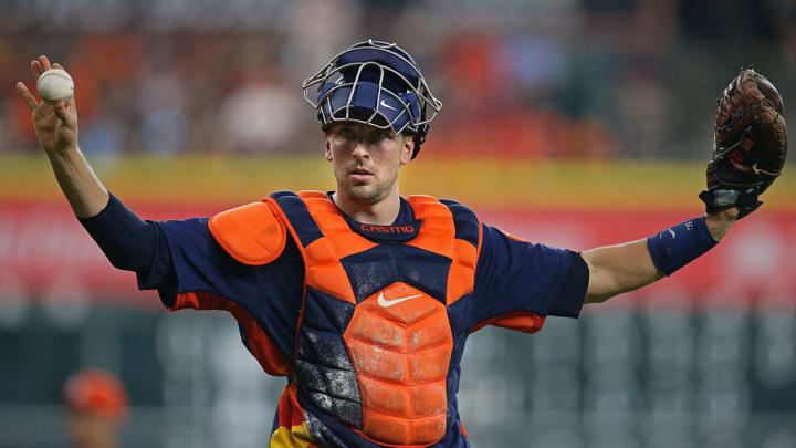 Former Houston Astros catcher Jason Castro was a part of some terrible teams.
