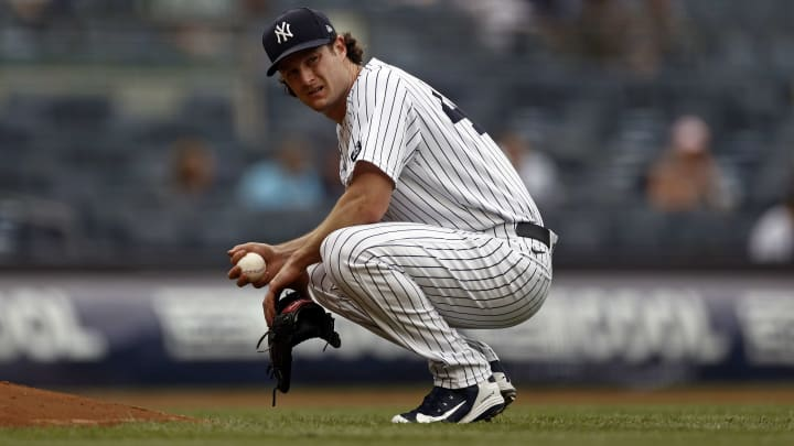 All eyes will be on Gerrit Cole tonight when the Yankees take on the Twins.
